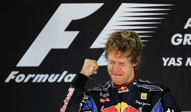 Resultado de imagen de SEBASTIAN VETTEL CAMPEON MUNDIAL F1 2010