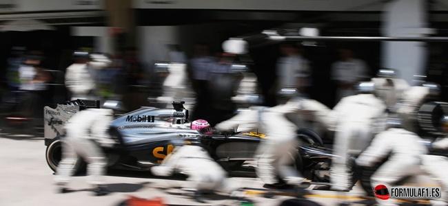 Jenson Button, Mclaren, F1, Brasil 2014