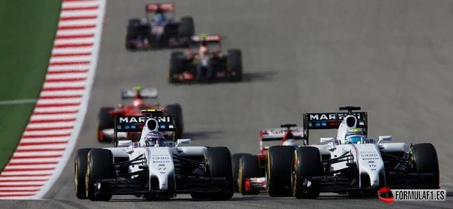 Williams, GP EEUU 2014
