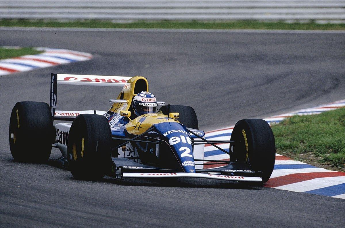 Alain Prost en 1993
