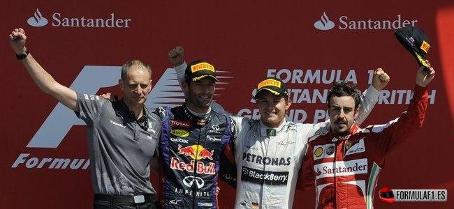 GP Gran Bretaña 2013