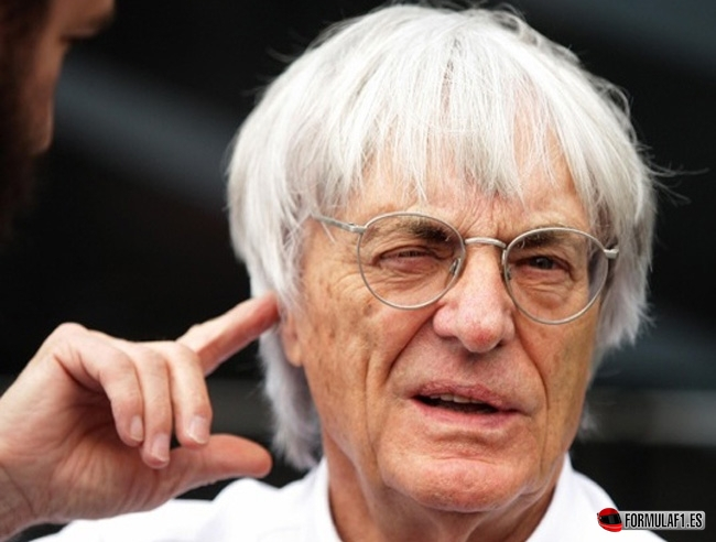 Bernie Eccletone, F1