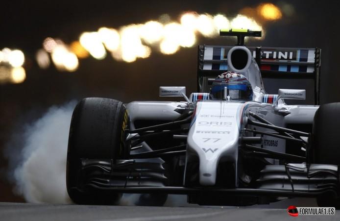 Williams en Mónaco 2014