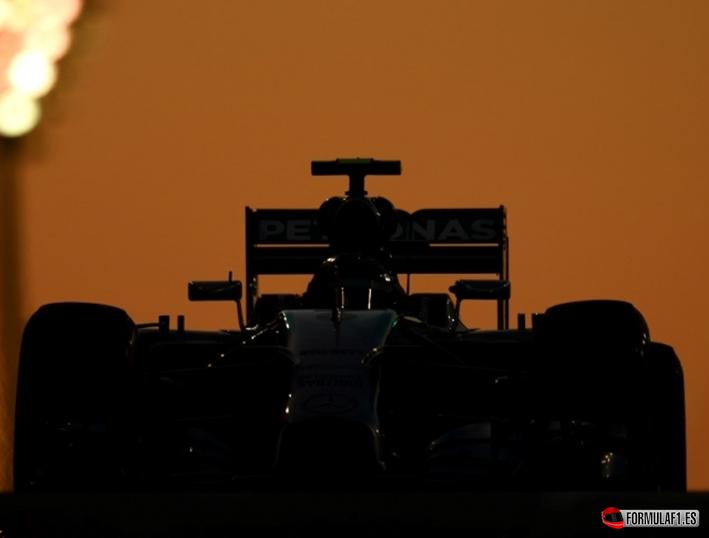 Gran Premio de Abu Dhabi 2014 Rosberg-consigue-la-Pole.-GP-Abu-Dabi-2014