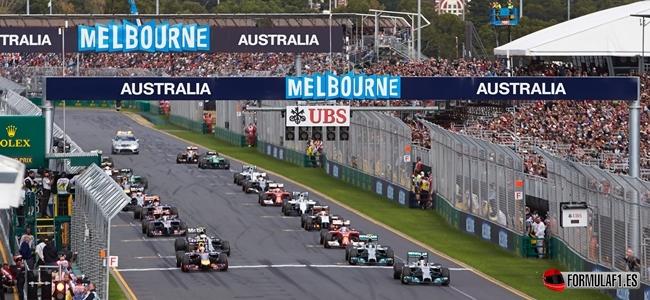 Las nuevas caras de la parrilla de Fórmula 1 de 2015