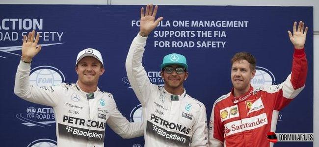 Lewis Hamilton, Mercedes, GP Malasia 2015