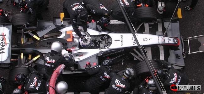 Iceman, Raikkonen, McLaren