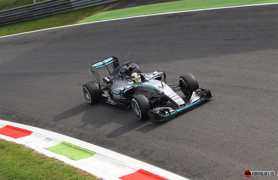 Gran Premio de Italia 2015 Hamilton-fp3