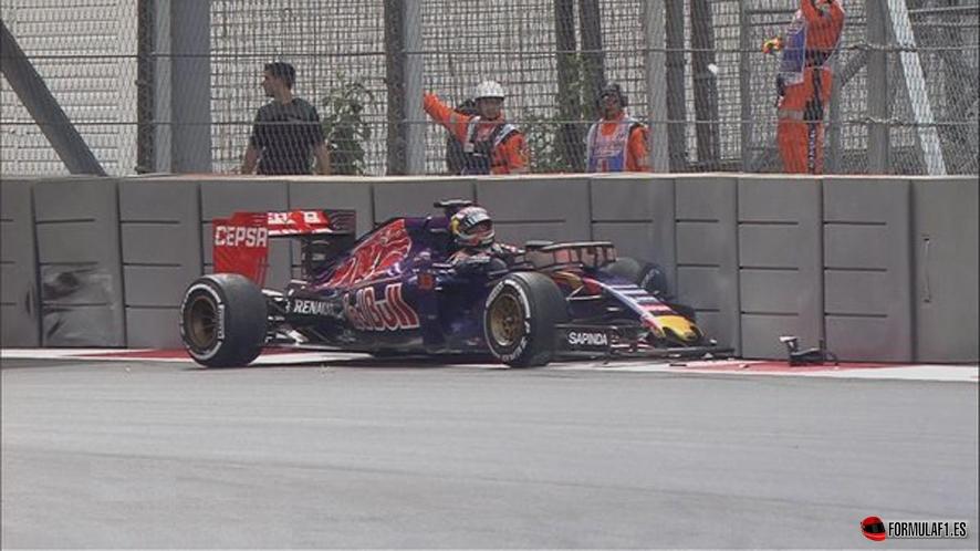 GP de México 2015-Libres 2: Rosberg lidera por delante de los Red Bull
