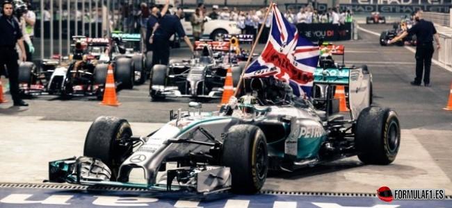Las mejores carreras del GP de Abu Dabi