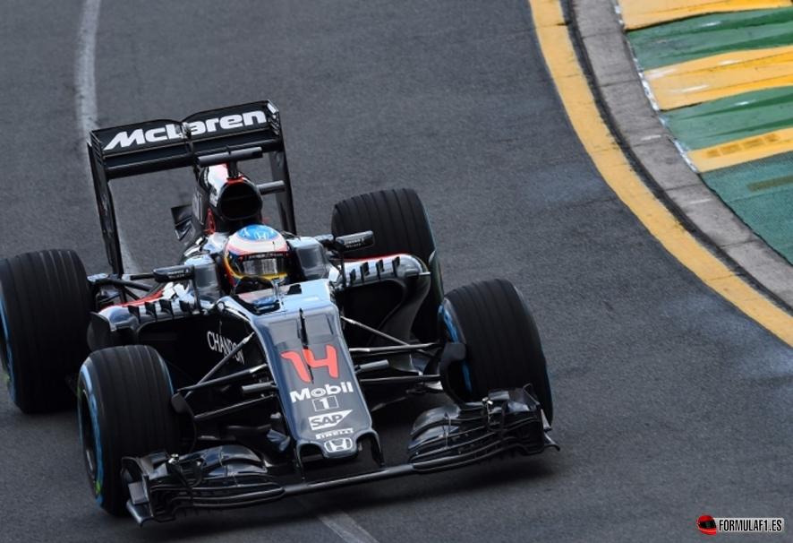 Alonso FP1