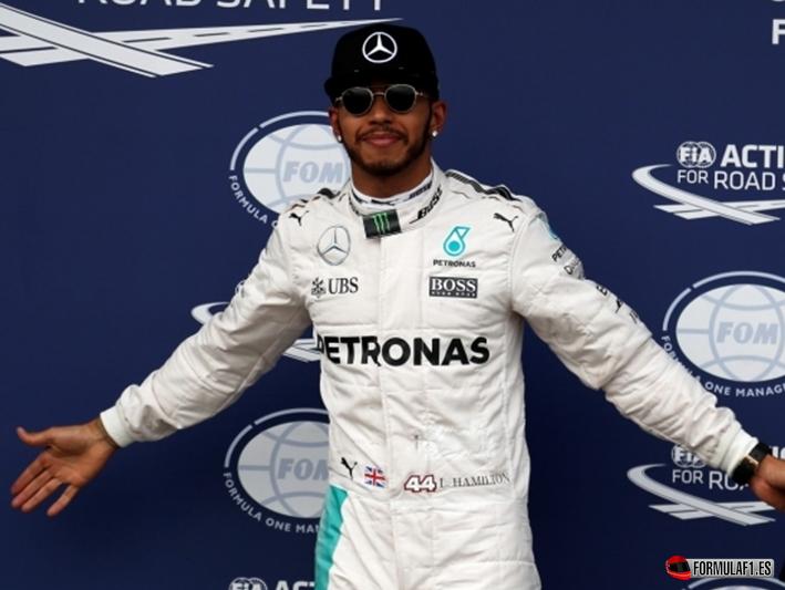 Hamilton consigue la Pole del GP Australia 2016