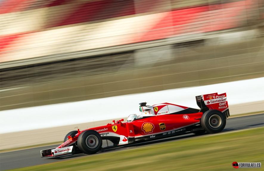 Vettel miercoles