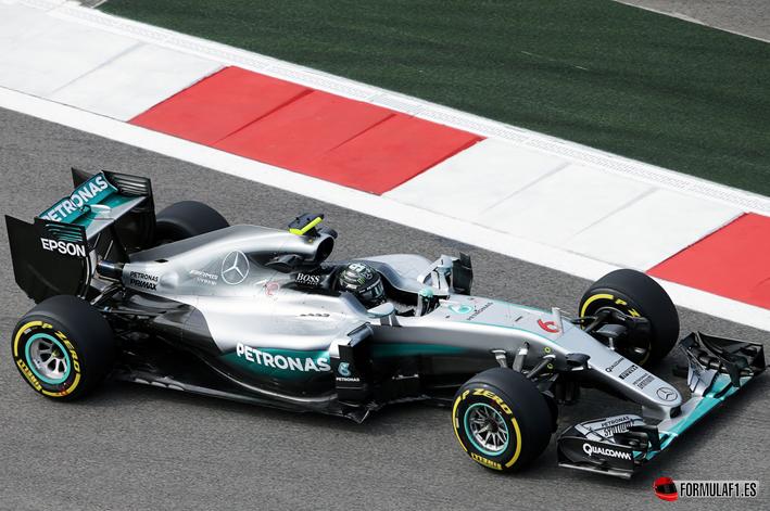 GP de Rusia 2016 - Calificación: Nico Rosberg sin oposición