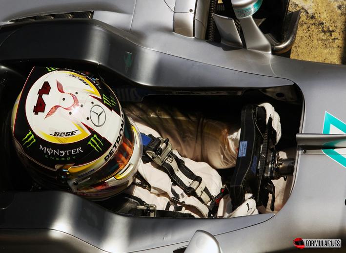 GP de España 2016 - Calificación: Hamilton dispuesto a la reacción