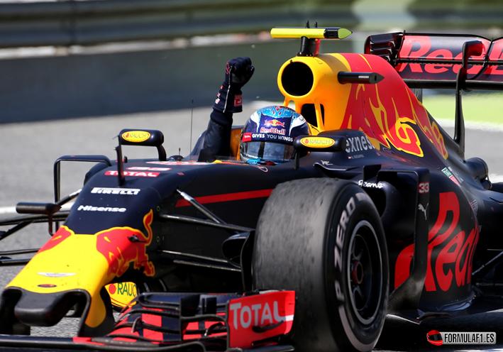 GP de España 2016: Verstappen !!!... ha nacido una estrella