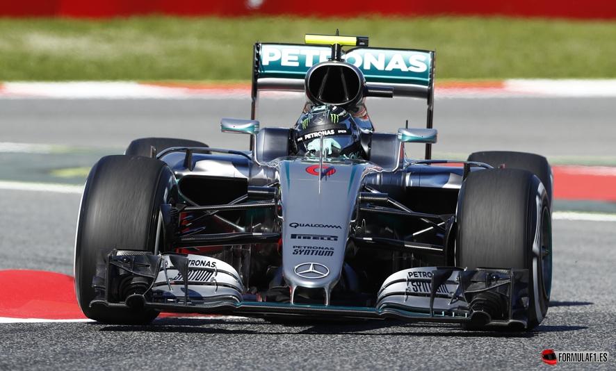 GP de España 2016 – Libres 3: Rosberg sigue intocable seguido de Hamilton y Vettel a una décima