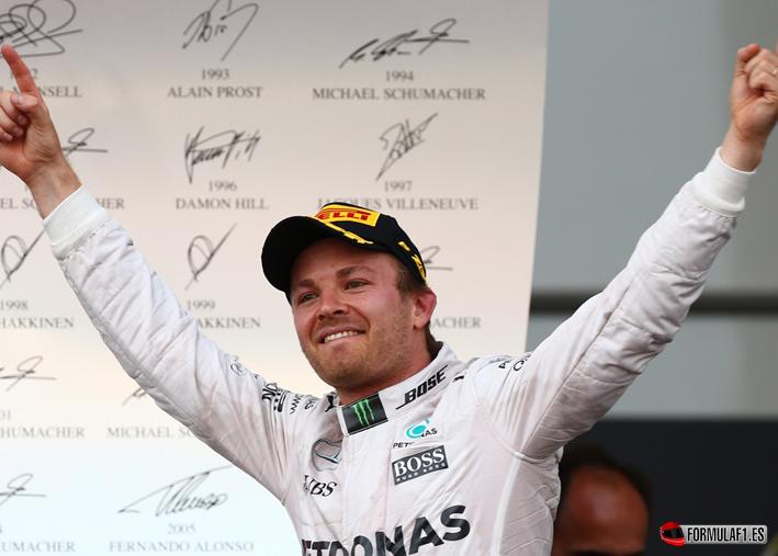 GP de Europa 2016: Rosberg asesta otro importante zarpazo