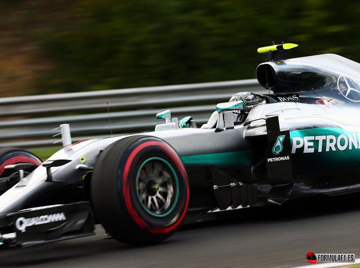 GP de Hungría 2016 - Calificación: Alonso le