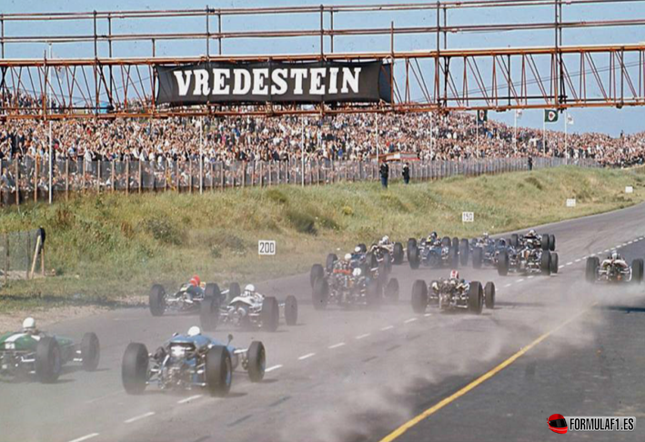 Hace 50 años... Grand Prix de Holanda 1966