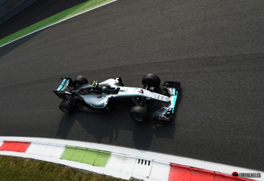 Rosberg fp1 monza