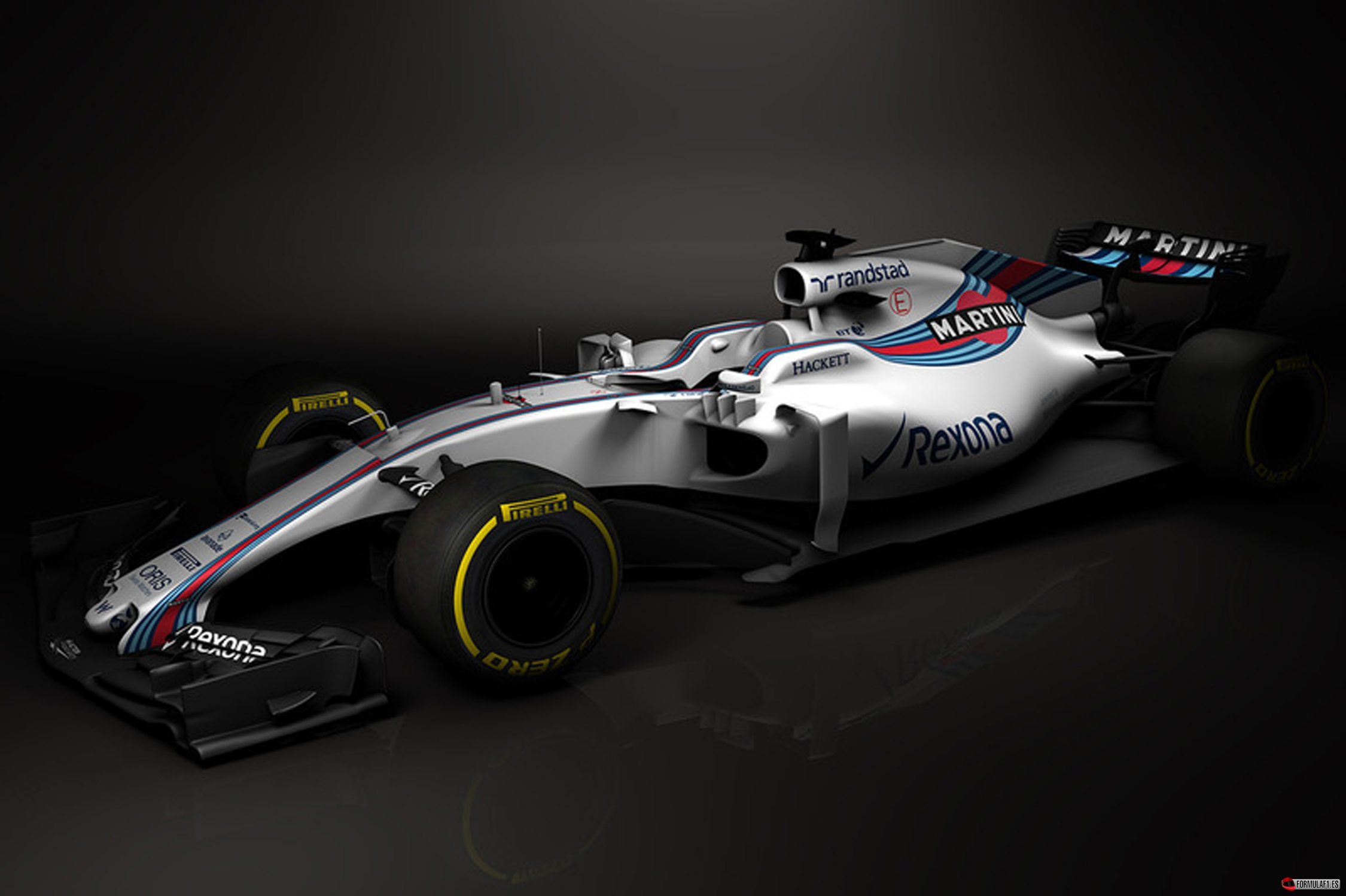 Analizamos las primeras imágenes del Williams FW40