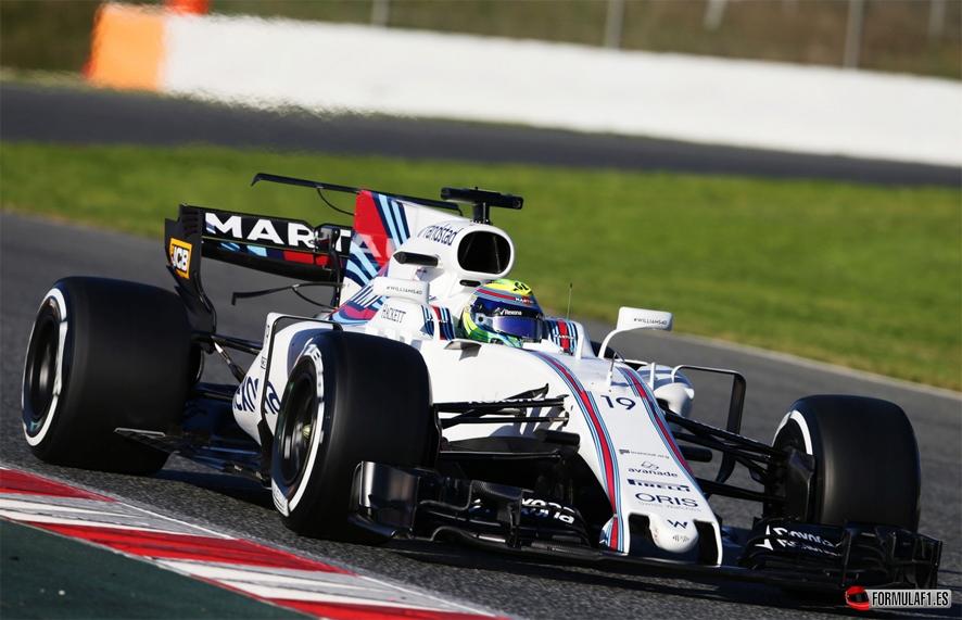 Felipe Massa marca el mejor tiempo mientras se agudiza la crisis de McLaren