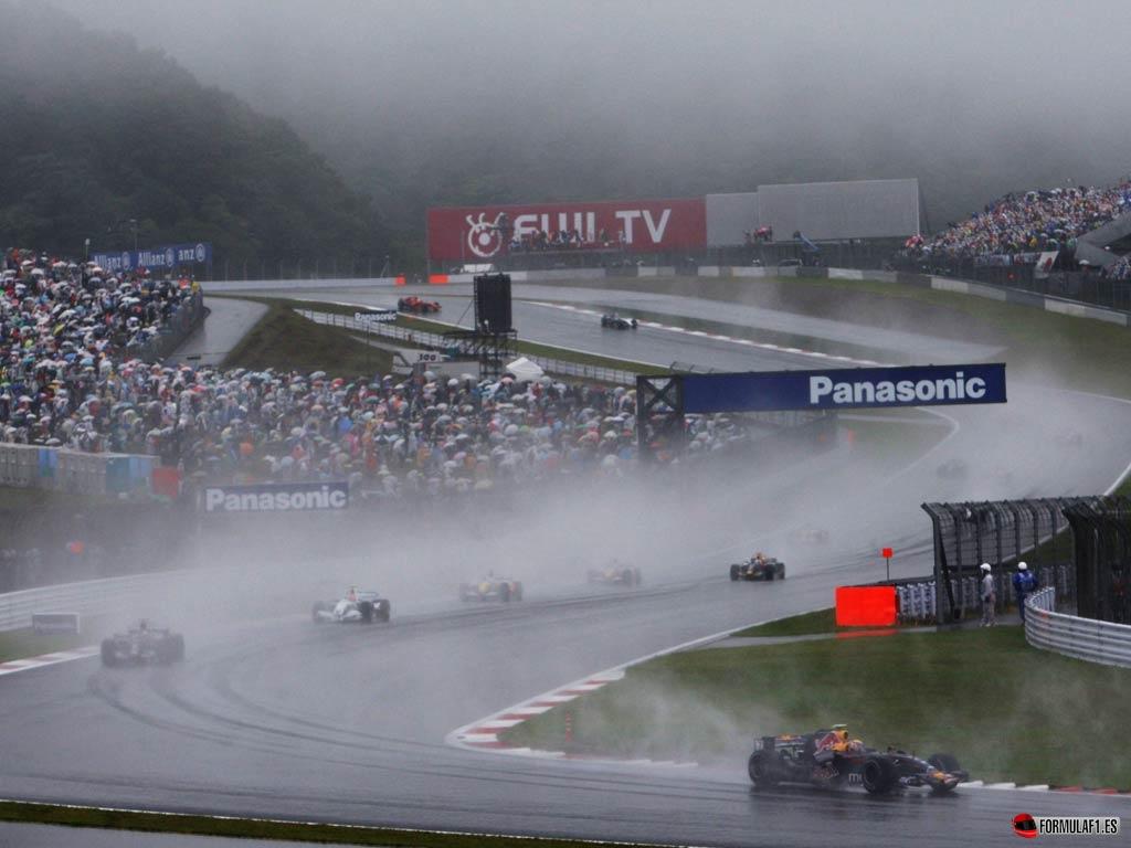 GP de Japón en Fuji en 2007