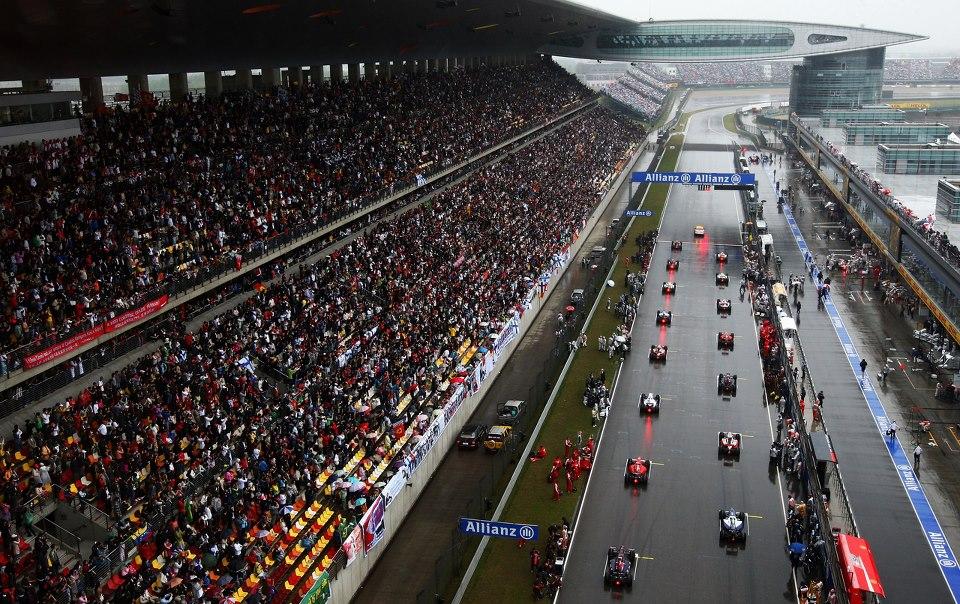 Circuito de Shanghái