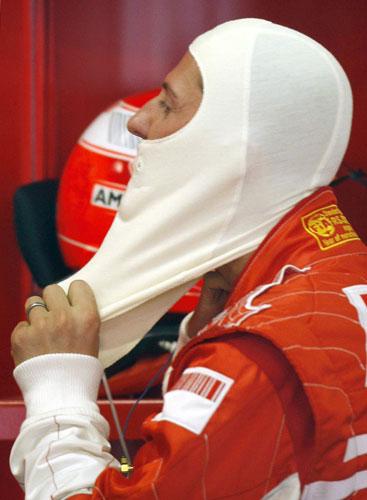 Schumacher en Montmelo - Formula 1 - Fórmula F1