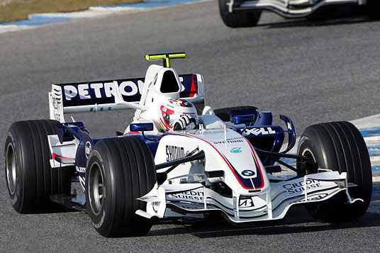 Javier Villa BMW - Formula 1 - Formula F1