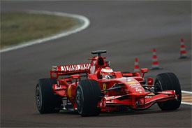 F2008 Fiorano - Formula 1 - Formula F1