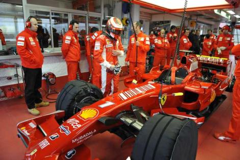 F2008 boxes - Formula 1 - Formula F1