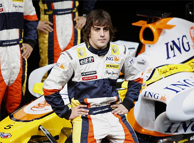 Alonso R28 - Formula 1 - Formula F1