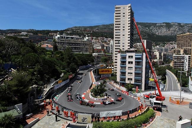 Gran Premio de Mónaco 2011