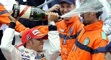 Hamilton gana Gran Premio Monaco 2008 - Formula 1 - Formula F1