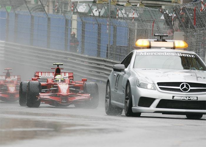 Safety Car Monaco 2008 - Formula 1 - Formula F1