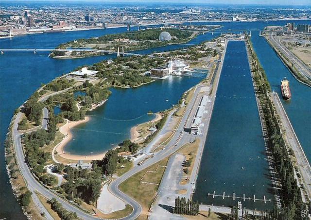 Circuito Gilles Villeneuve, Montreal