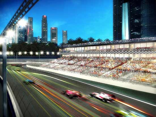 Previa del Gran Premio de Singapur