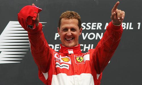 ¿Ferrari prescinde de los servicios de Schumacher?