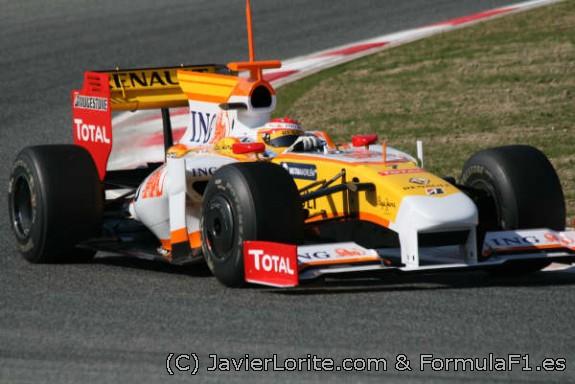 Sesiones libres del GP de China de 2009