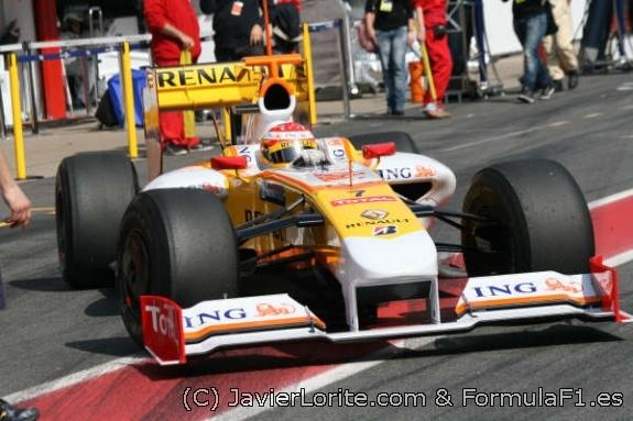 BREVES: Sobre los difusores, Ferrari y Renault