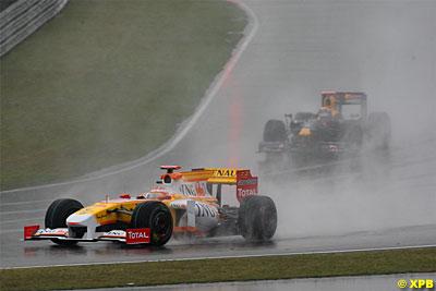Nada salió según los planes de Alonso