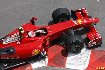 Buen resultado para Ferrari con Raikkonen en el podium y vuelta rápida de Massa