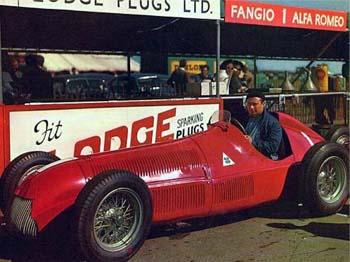 Un poco de historia: Alfa Romeo, los primeros campeones