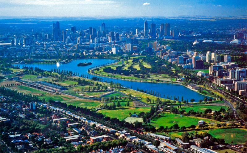 Albert Park, Melbourne, Australia