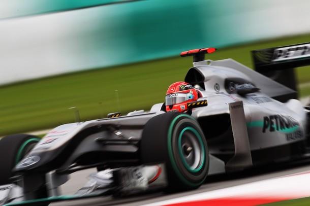 ¿Volverá a ganar Michael Schumacher?