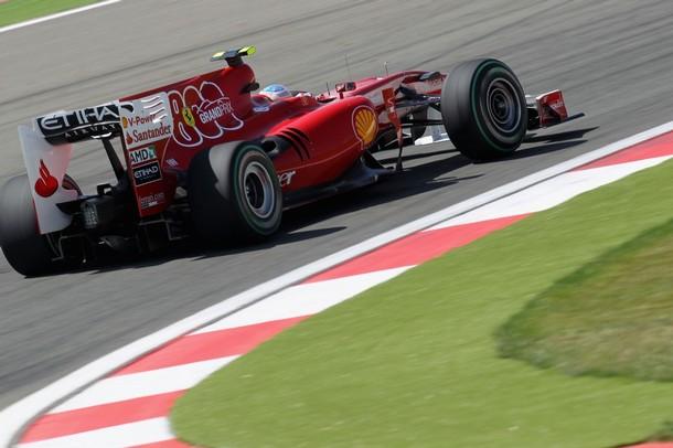 Calificación Turquía 2010: Webber sigue en racha