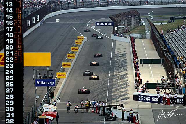 La F1 regresa a los Estados Unidos