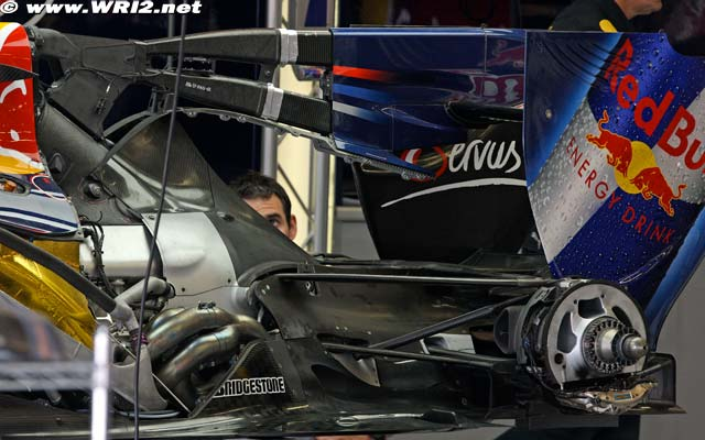 F-Duct del Red Bull RB6